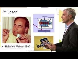Vidéo YouTube Le LASER en médecine